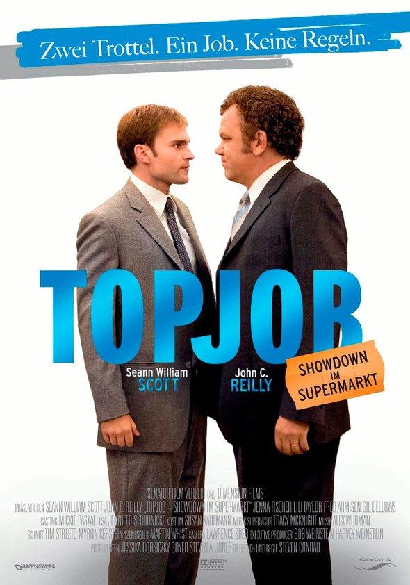 Top Job - Showdown im Supermarkt Poster