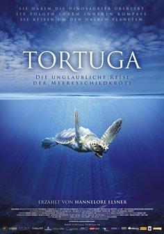 Tortuga - Die unglaubliche Reise der Meeresschildkröte Poster