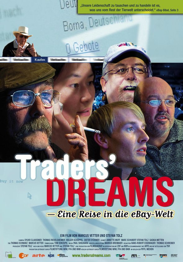 Traders' Dreams Poster