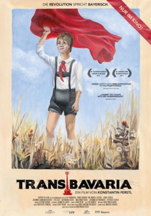 Trans Bavaria Poster