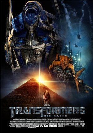Transformers - Die Rache Poster