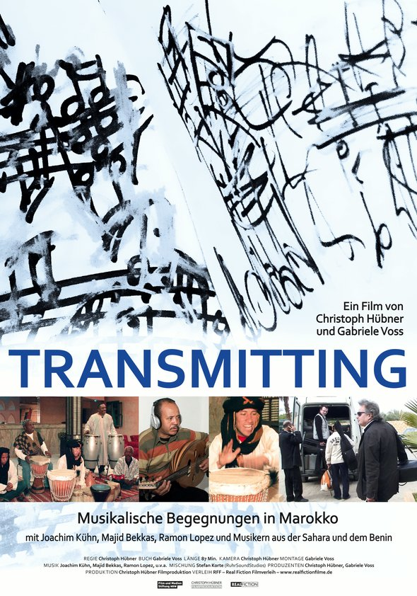 Transmitting Poster
