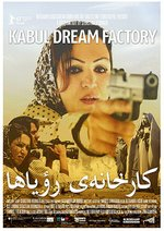 Traumfabrik Kabul Poster