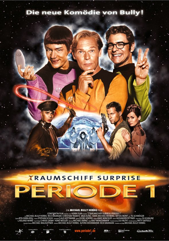 (T)Raumschiff Surprise - Periode 1 Poster