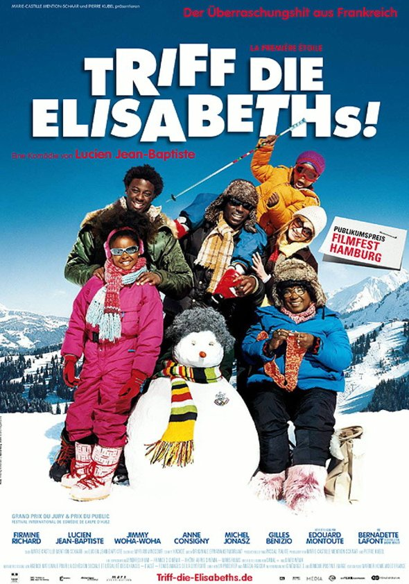 Triff die Elisabeths! Poster