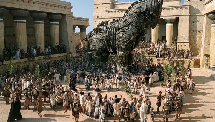 Troja - Trailer Poster