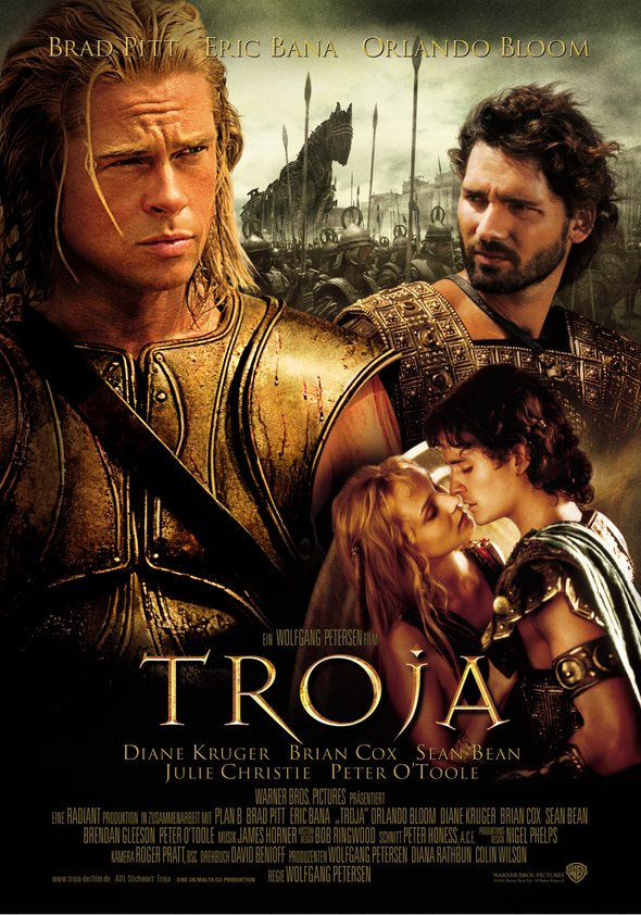 Troja - Director's Cut Poster