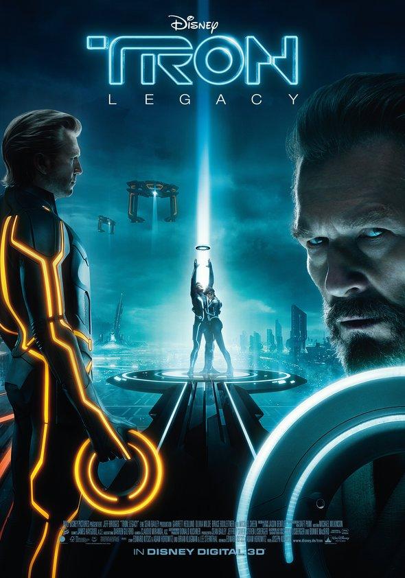Tron: Legacy Poster