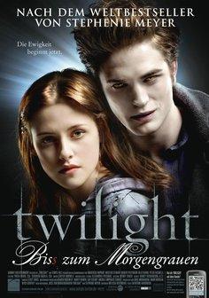 Twilight - Biss zum Morgengrauen Poster
