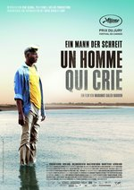 Un homme qui crie - Ein Mann, der weint Poster