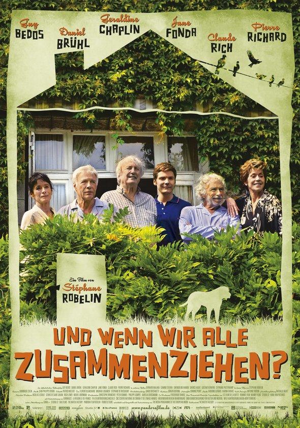 Und wenn wir alle zusammenziehen? Poster