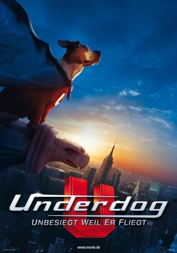 Underdog - Unbesiegt weil er fliegt Poster