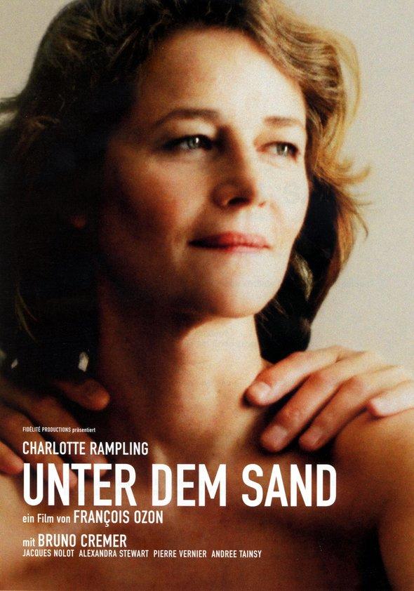 Unter dem Sand Poster