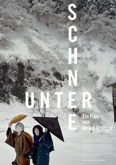 Unter Schnee Poster