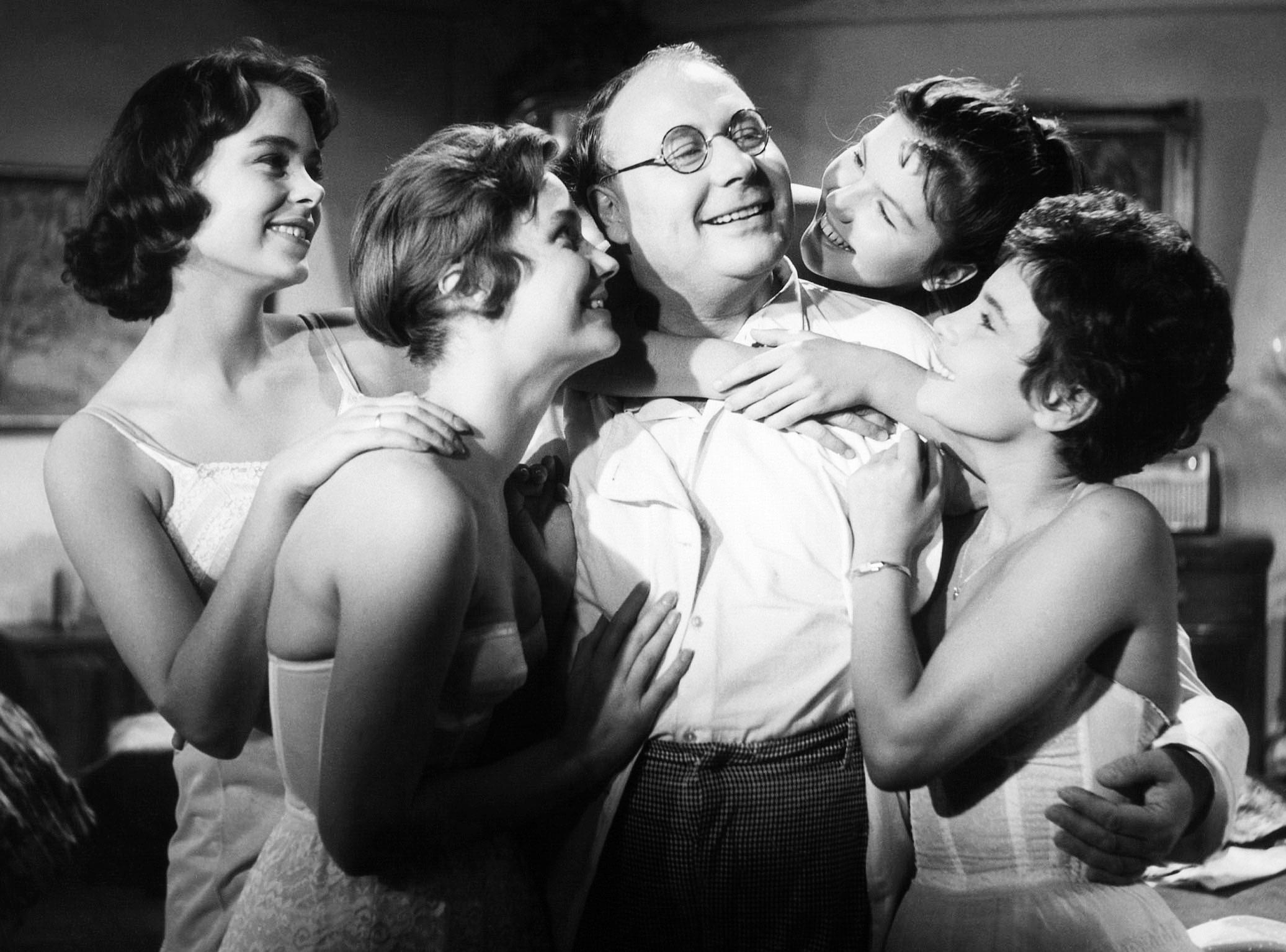 Vater Mutter Und Neun Kinder Film 1958 Trailer Kritik