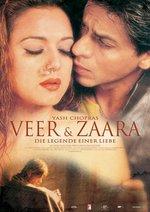 Veer & Zaara - Die Legende einer Liebe Poster