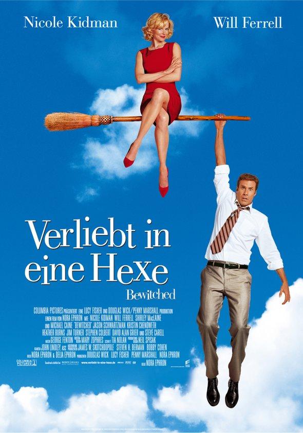 Verliebt in eine Hexe Film 2005  Trailer  Kritik  KINOde