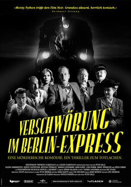 Verschwörung im Berlin-Express