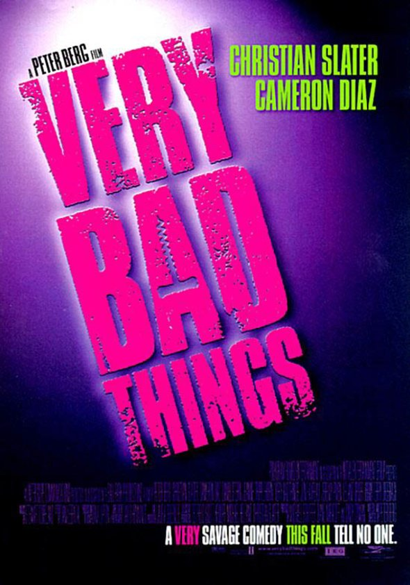 Poster Badezimmer | Very Bad Things Film 1998 Trailer Kritik Kino De