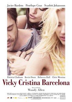 Vicky Cristina Barcelona Poster