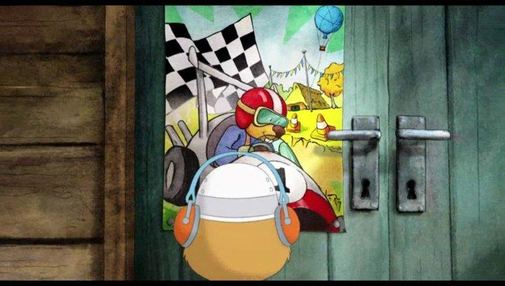 Der Rennleiter-Biber, das Rennen und die Idee - Szene Poster