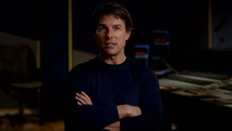 Tom Cruise (Ethan Hunt) über Regisseur Christopher McQuarrie - OV-Interview Poster