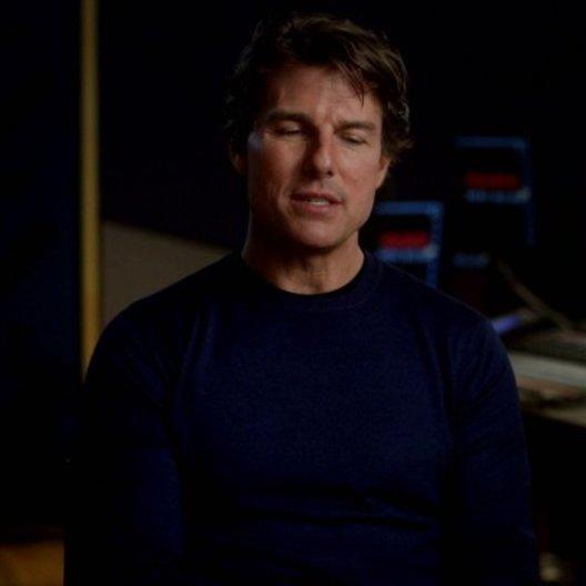 Tom Cruise (Ethan Hunt) über drehen in Wien - OV-Interview Poster