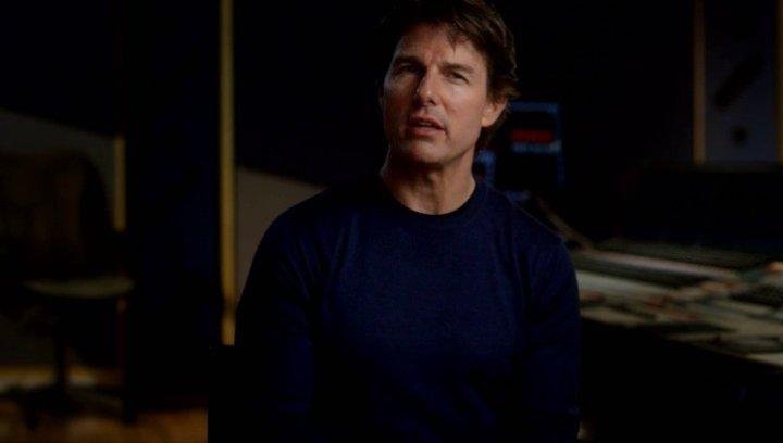 Tom Cruise (Ethan Hunt) über das Freitauchen - OV-Interview Poster