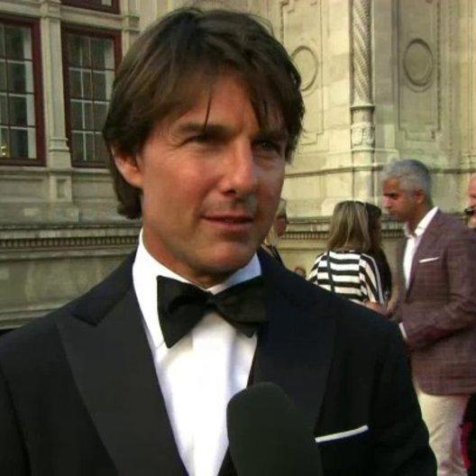 Weltpremiere Interview Tom Cruise - Ethan Hunt, Produktion - Sonstiges Poster