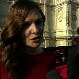 Weltpremiere Interview Rebecca Ferguson - Ilsa Faust - Sonstiges Poster