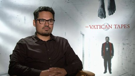 Interview mit Michael Pena - OV-Interview Poster