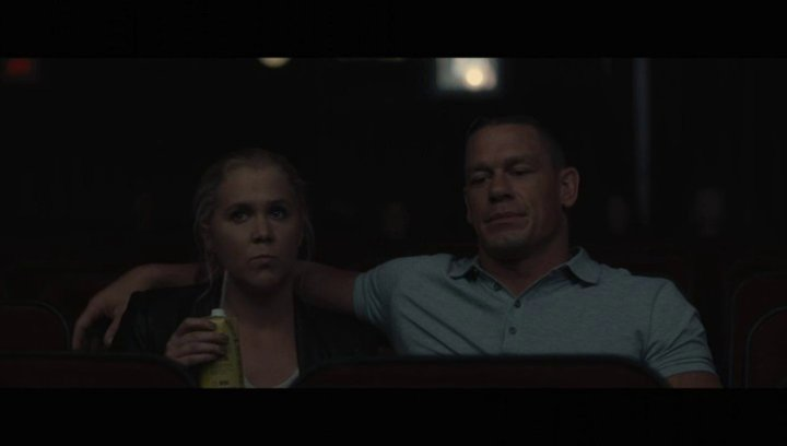 Steven hat einen Streit im Kino - Szene Poster