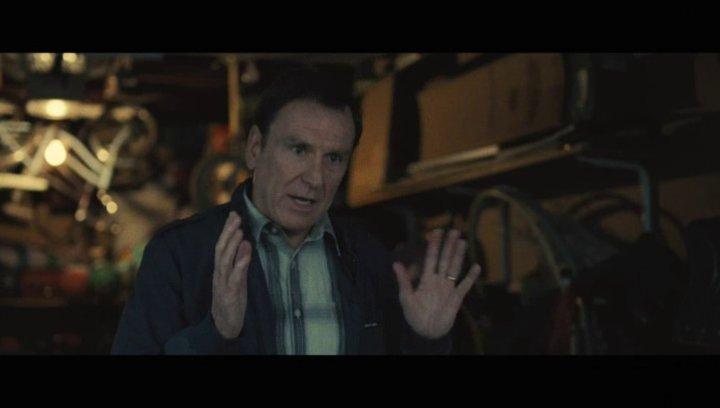 Gordon erklärt seinen Töchtern, warum er sich scheiden lässt - Szene Poster
