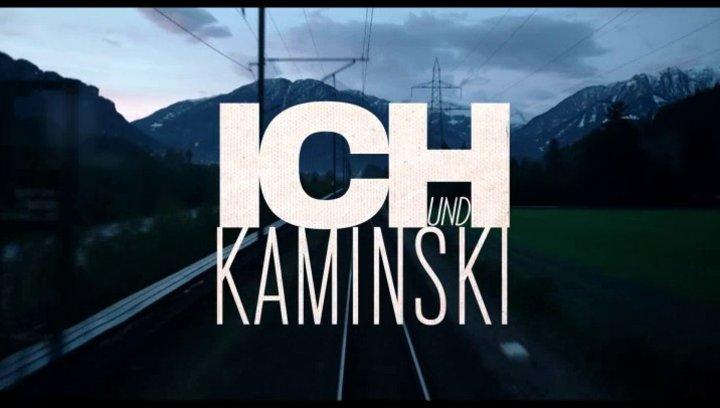 Ich und Kaminski - Trailer Poster