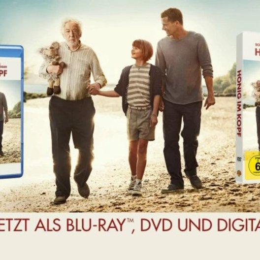 Honig im Kopf - Teaser 1 (VoD-BluRay-DVD-Trailer) Poster