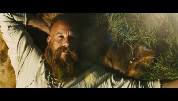 The Last Witch Hunter - Trailer Poster