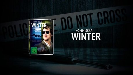Kommissar Winter (DVD-Trailer) Poster