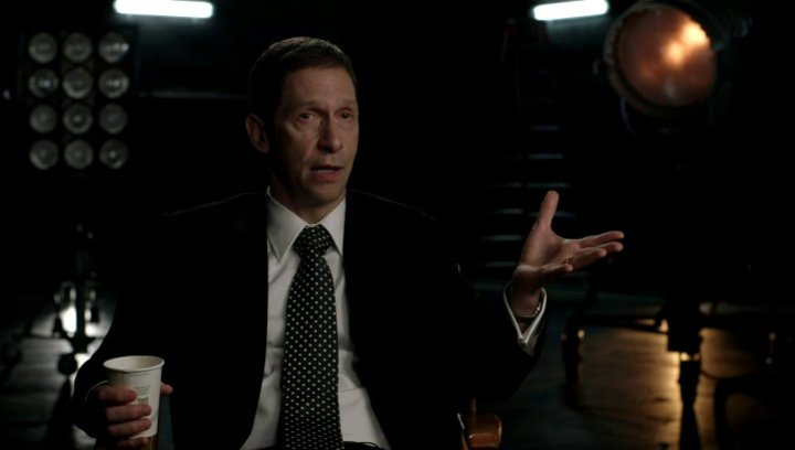 Tim Blake Nelson über den perfekten Superheldenfilm - OV-Interview Poster