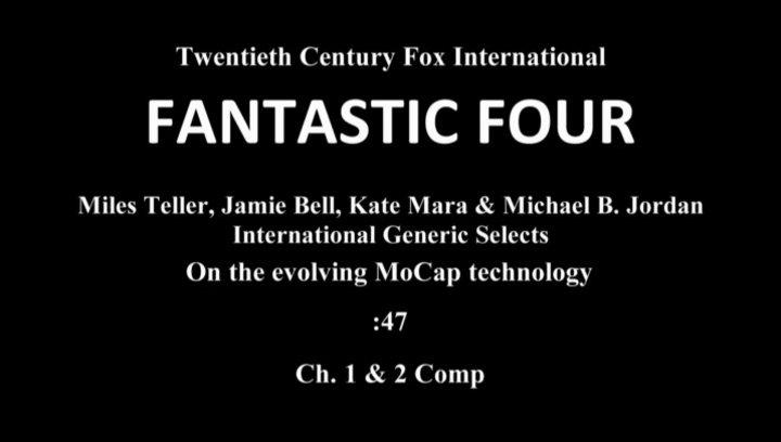 Teller, Bell, Mara, Jordan - On The Evolving Mo Cap Technology - OV-Interview Poster