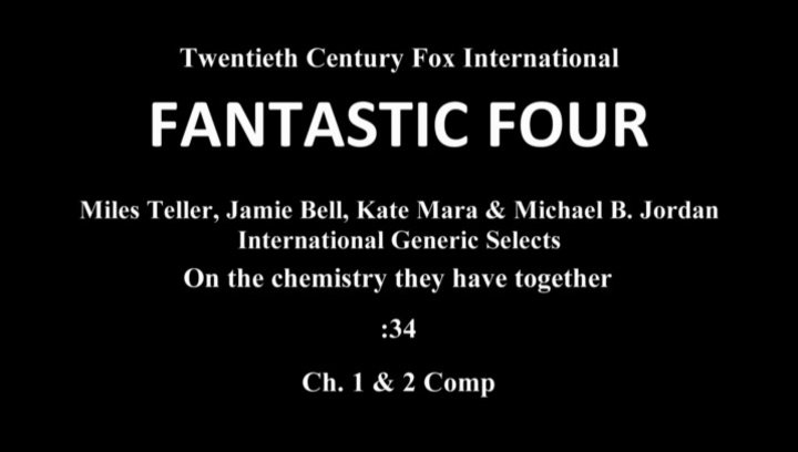 Teller, Bell, Mara, Jordan - On The Chemistry They Have Together - OV-Interview Poster