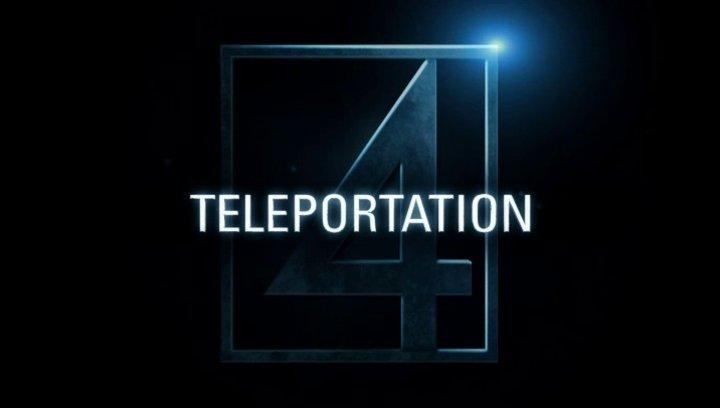 Fantastic Four Teleportation - OV-Featurette Poster