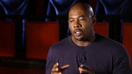 Antoine Fuqua über Jakes Training - OV-Interview Poster