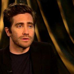 Jake Gyllenhaal über die Story - OV-Interview Poster
