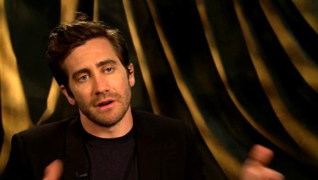 Jake Gyllenhaal über das Training mit Antoine Fuqua - OV-Interview Poster