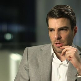 Zachary Quinto über Rupert Friend - OV-Interview Poster