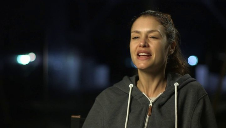 Hannah Ware darüber das Hitman Agent 47 ein intelligenter Film ist - OV-Interview Poster