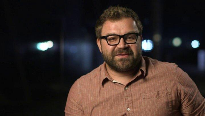 Aleksander Bach über Zachs und Ruperts Schauspiel - OV-Interview Poster