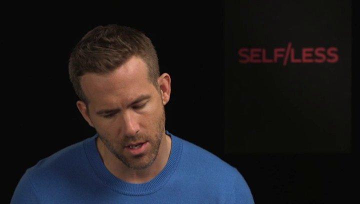 Ryan Reynolds - junger Damian - über Tarsem Singhs kreative Welten und über die nahende - OV-Interview Poster