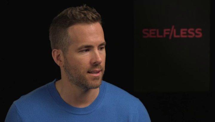 Ryan Reynolds - junger Damian - über die Möglichkeit der Wiedergutmachung zum Ende des Lebens - OV-Interview Poster