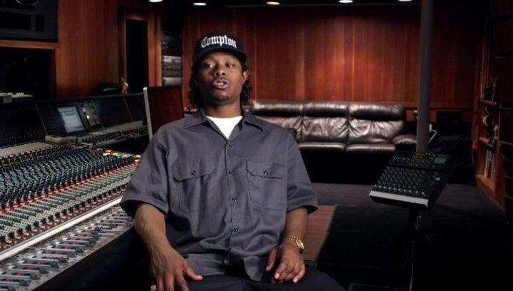 Jason Mitchell über die Dreharbeiten in Compton - OV-Interview Poster